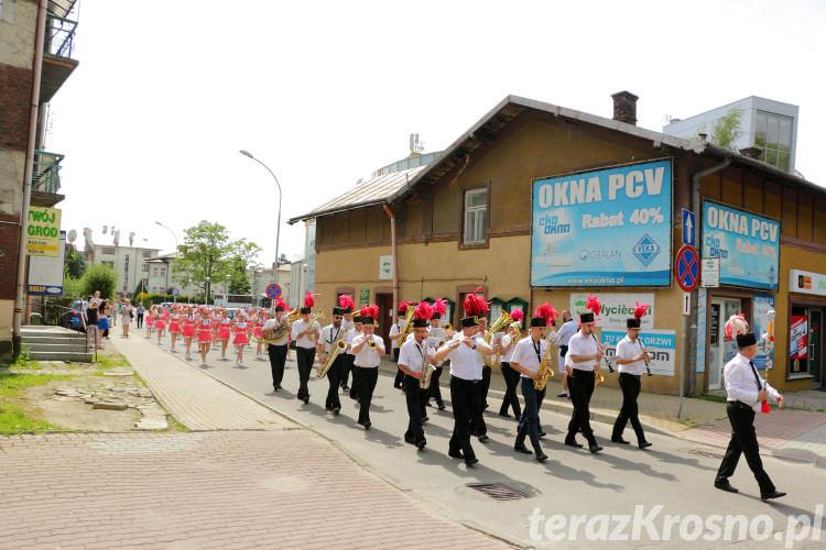 Parada Mażoretek
