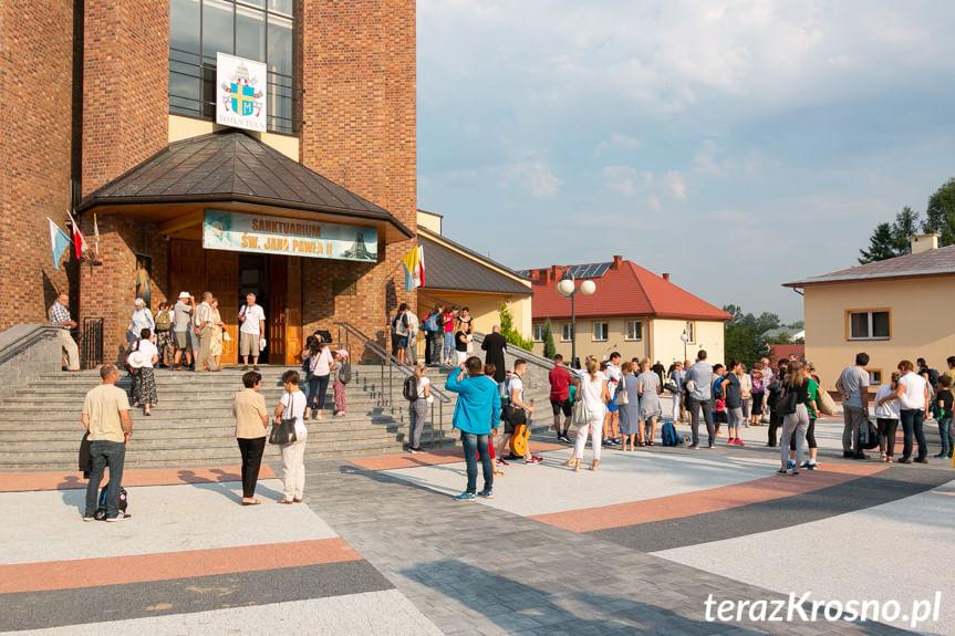 Piesza pielgrzymka z Krosna do Częstochowy