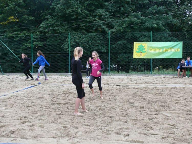 Piłka plażowa - Gimnazja