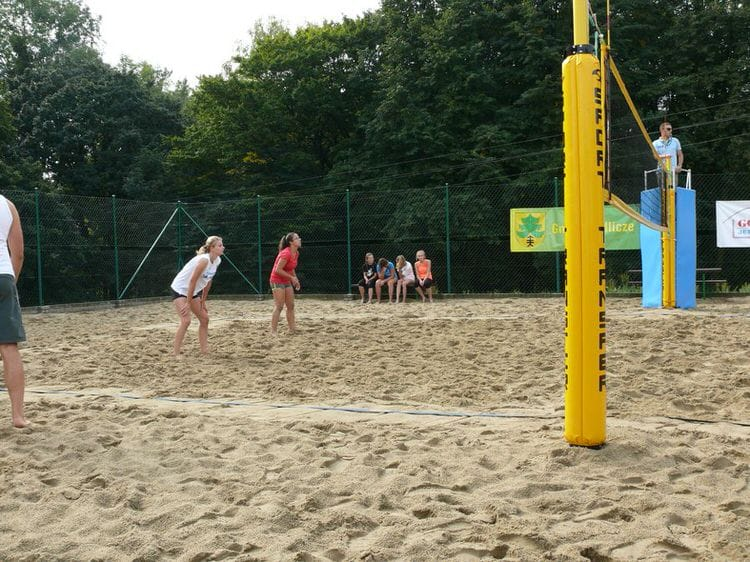 Piłka plażowa - OPEN