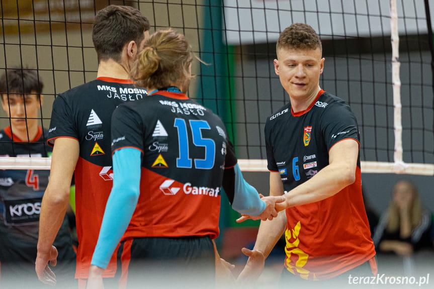 Play-off: Karpaty Krosno Glass-KPU w Krośnie - MKS MOSiR Jasło 3:0