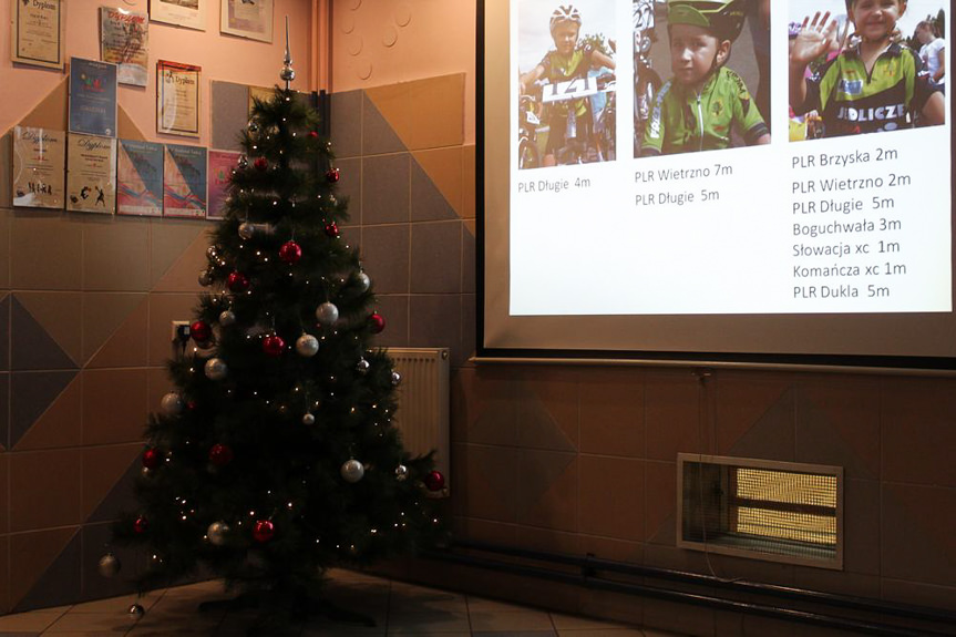 Podsumowane działalność sekcji kolarskiej Jedlicze Team w 2019 roku