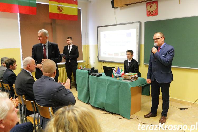 """Podsumowanie projektu """"Skarby regionów Europy"""""""