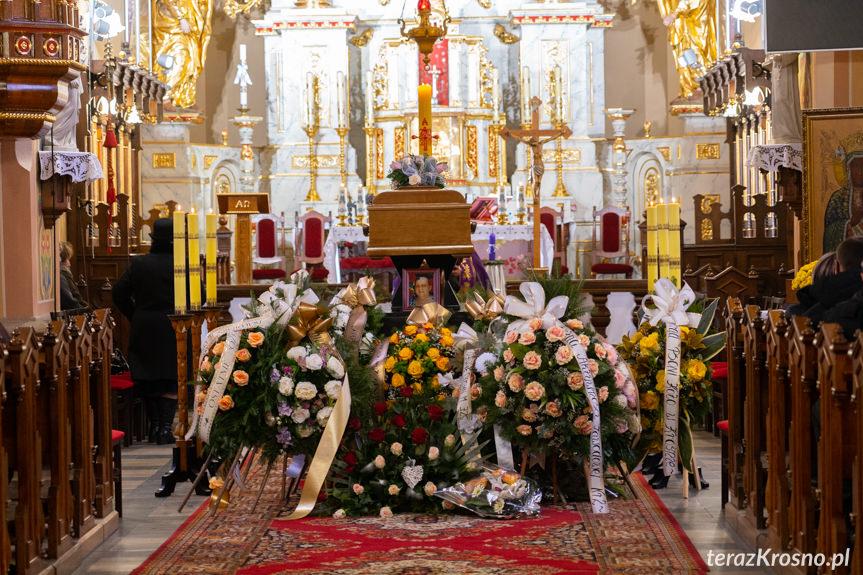 Pogrzeb Aliny Celej
