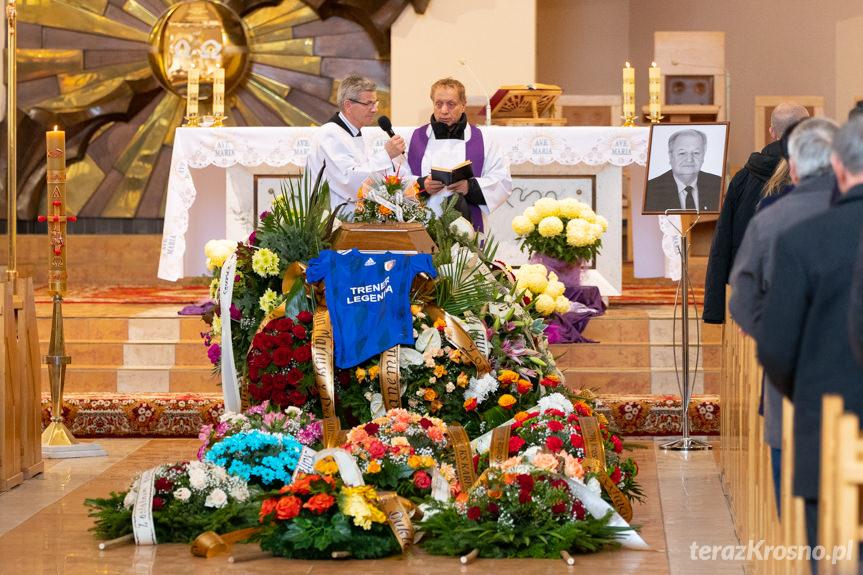 Pogrzeb Bronisława Niżnika