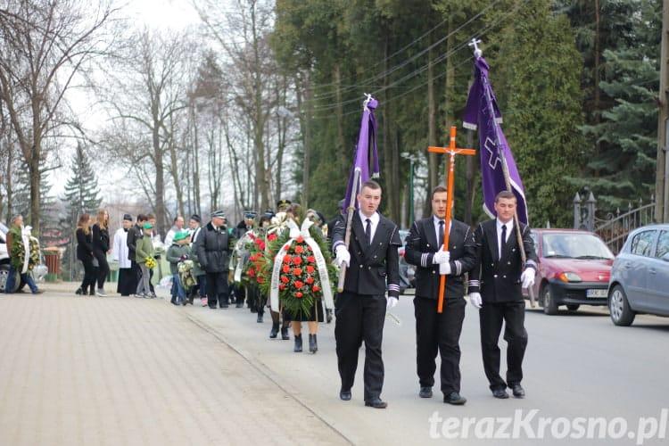 Pogrzeb Bronisławy Betlej