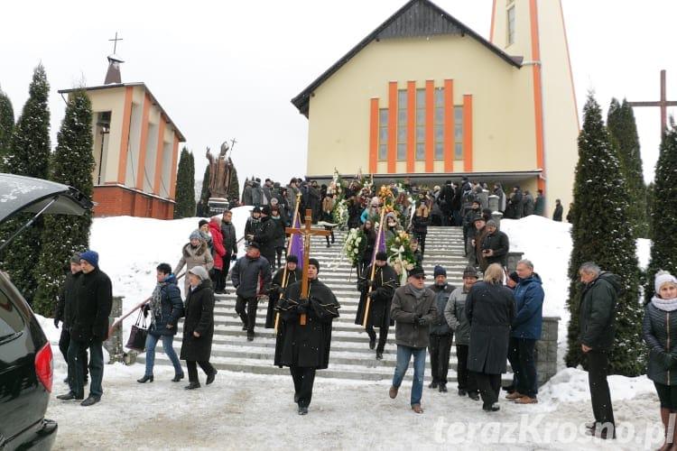 Pogrzeb Jana Dołęgowskiego