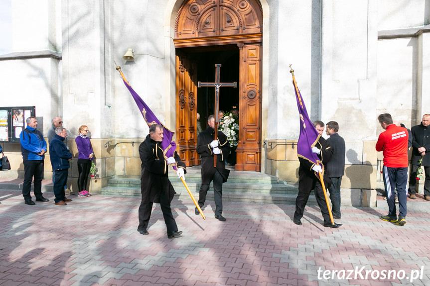Pogrzeb Jana Rodzinki