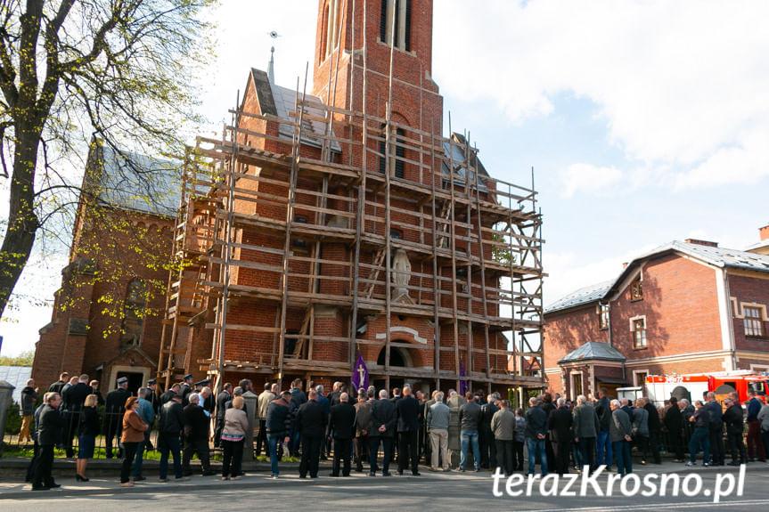 Pogrzeb Kazimierza Węgrzyna