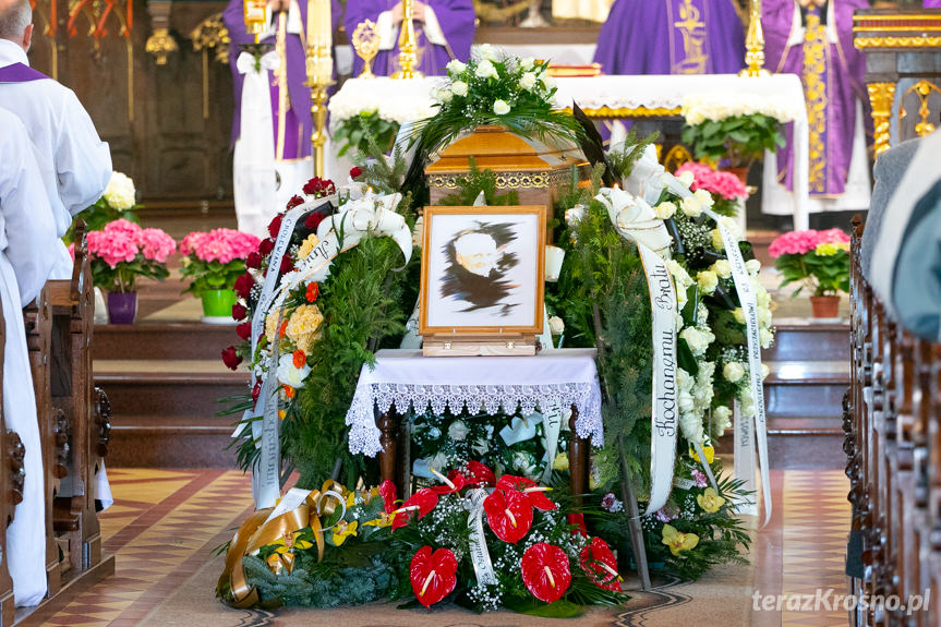 Pogrzeb ks. Krzysztofa Pastuszaka