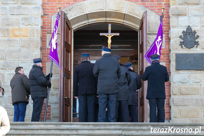 Pogrzeb ks. Stanisława Klocka