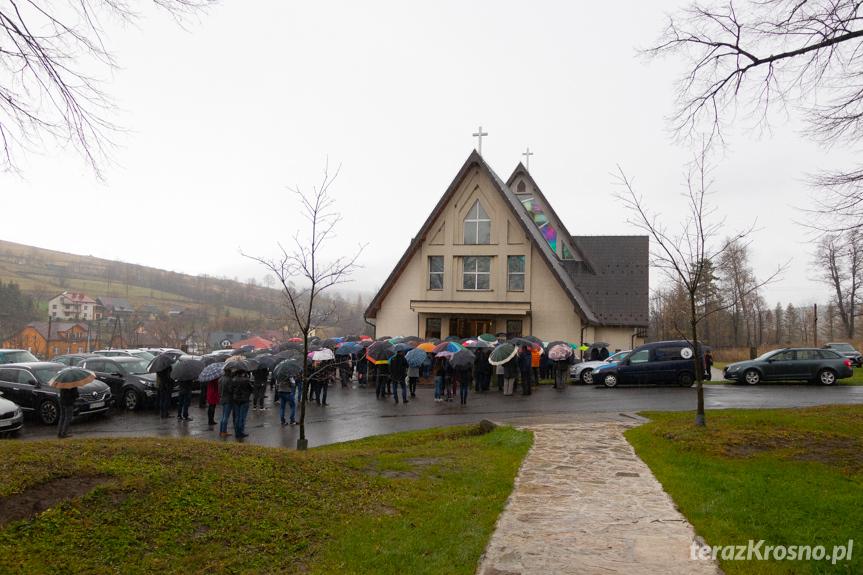 Pogrzeb ks. Wiesława Słotwińskiego
