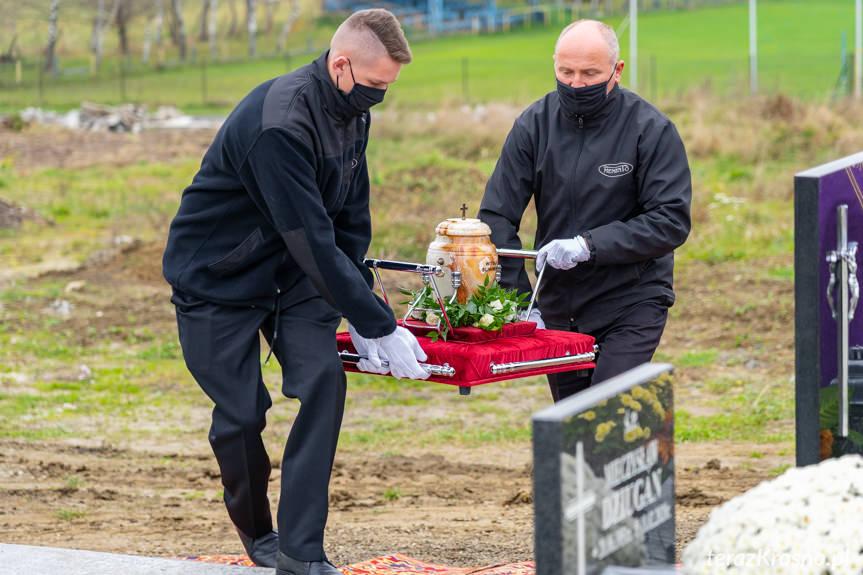 Pogrzeb Witolda Śliwińskiego