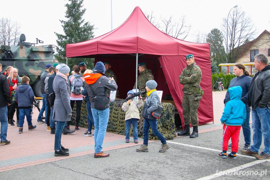 Pokaz sprzętu 5 batalionu strzelców podhalańskich w Przemyślu