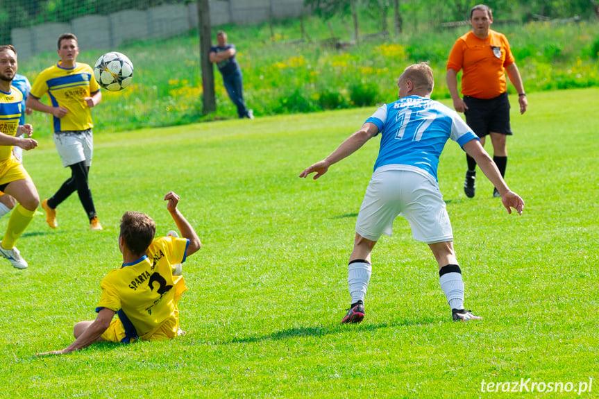 Polonia Kopytowa - Sparta Osobnica 4:0