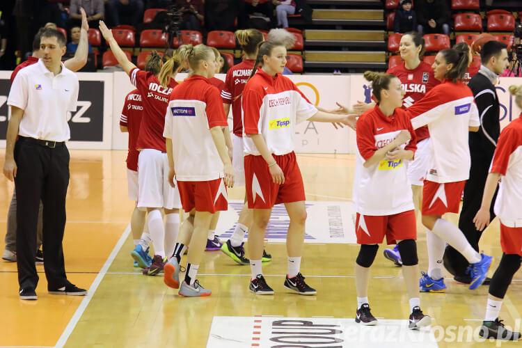 Polska - Czechy 72:52