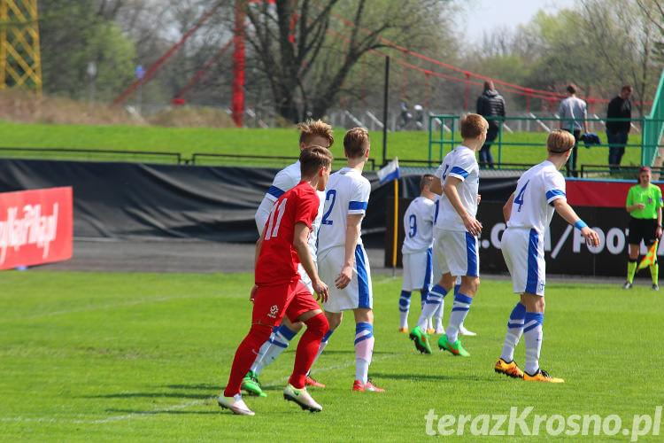 Polska - Finlandia 5:0 U-15