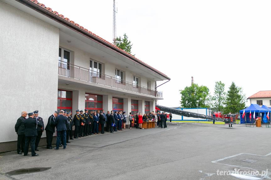 Powiatowe Obchody Dnia Strażaka w Krośnie