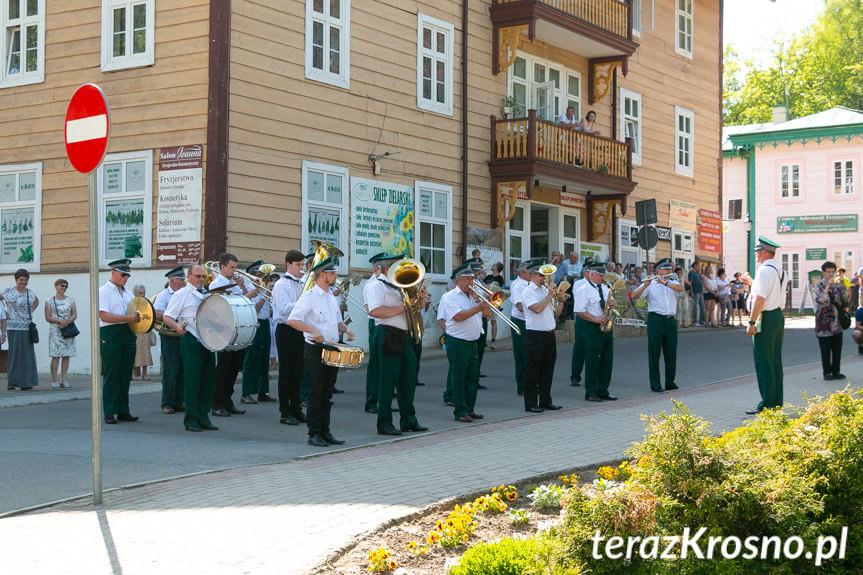 Powiatowe obchody rocznicy uchwalenia Konstytucji 3 Maja w Iwoniczu-Zdroju
