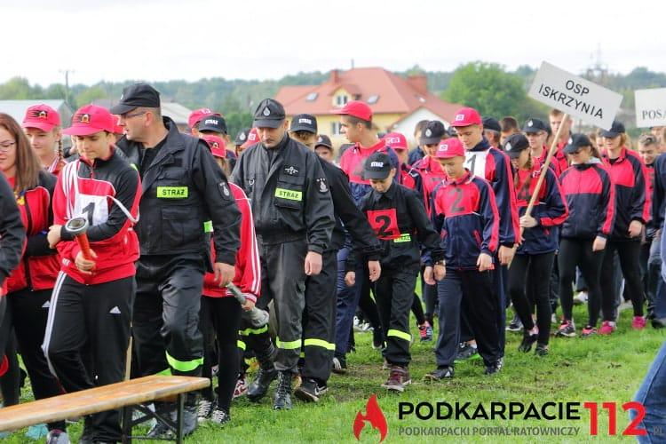 Powiatowe Zawody Sportowo-Pożarnicze w Odrzykoniu