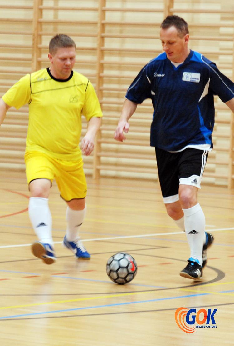 Powiatowy Halowy Turnieju Piłki Nożnej Nauczycieli