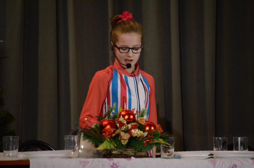 Powiatowy konkurs małych form teatralnych w Krościenku Wyżnym
