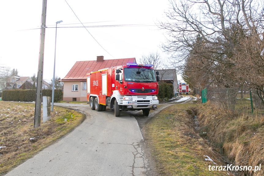 Pożar w Głojscach