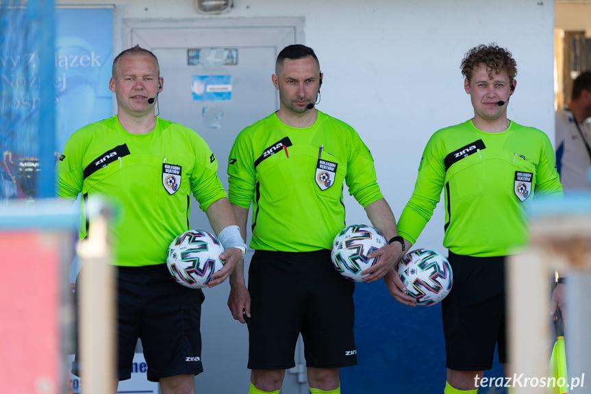 Puchar Polski. Karpaty Krosno - Czarni 1910 Jasło 4:0