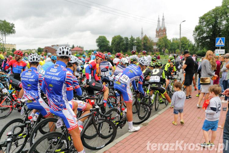 Puchar Uzdrowisk Karpackich - Start z Jedlicza