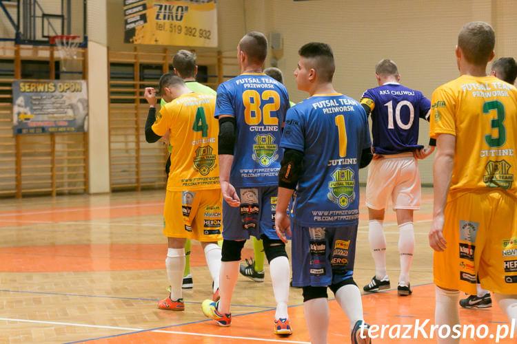 RKS Chuwdu Dukla - Futsal Team Przeworsk 10:8