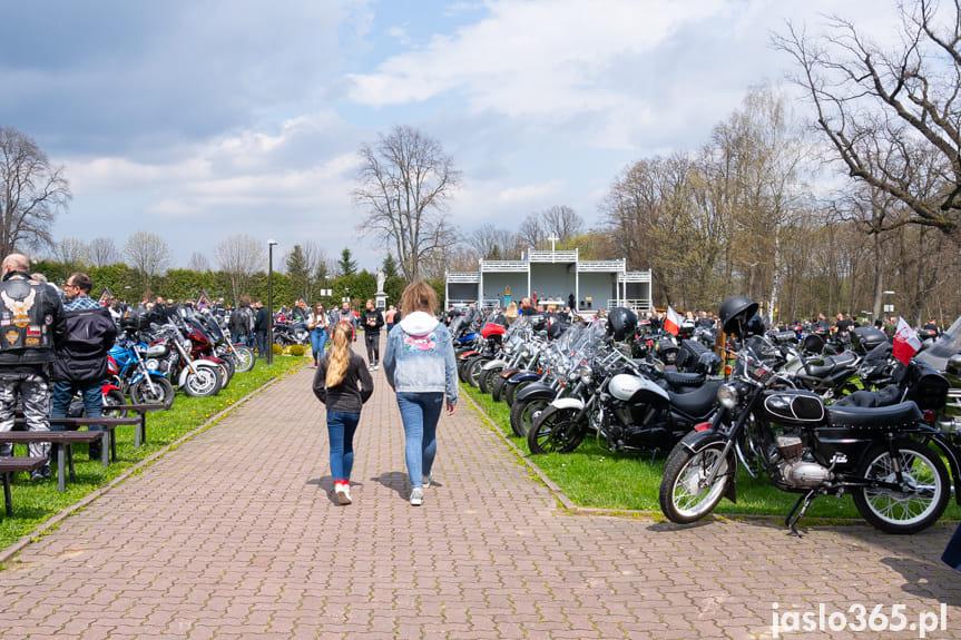 Rozpoczęcie Sezonu Motocyklowego w Dębowcu koło Jasła