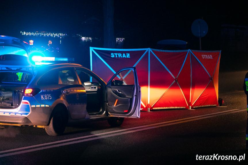 Śmiertelny wypadek w Gorzycach