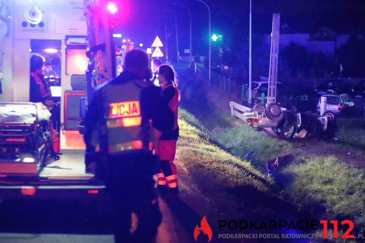 Śmiertelny wypadek w Iwoniczu