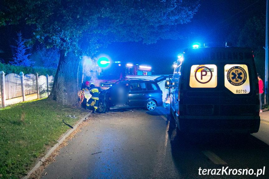 Śmiertelny wypadek w Jedliczu