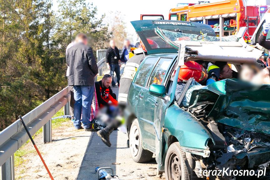 Śmiertelny wypadek w Krośnie