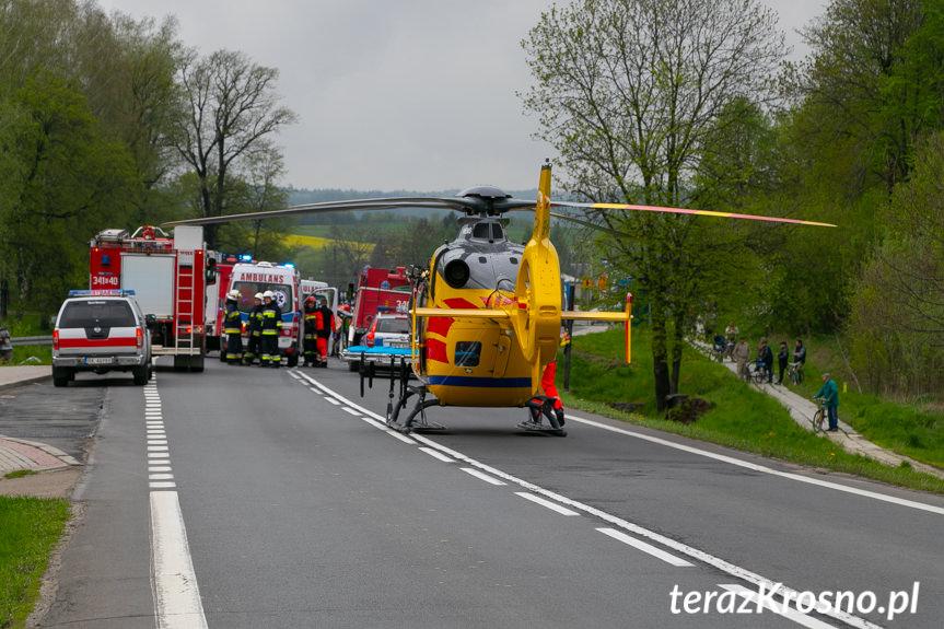 Śmiertelny wypadek w Moderówce