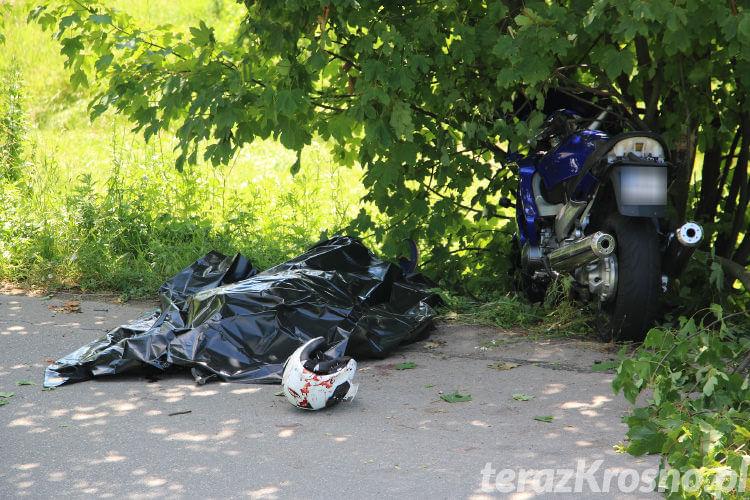 Śmiertelny wypadek w Węglówce