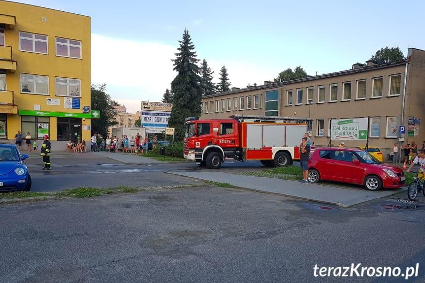 Śmigłowiec LPR w Krośnie