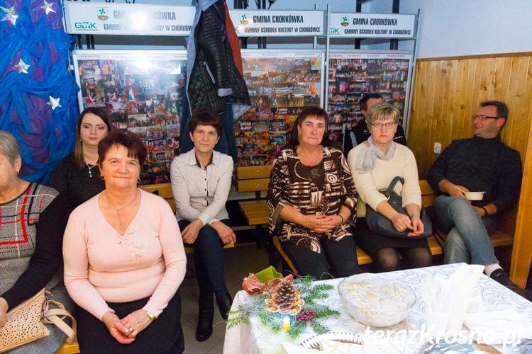 Spotkanie Wigilijne w Chorkówce