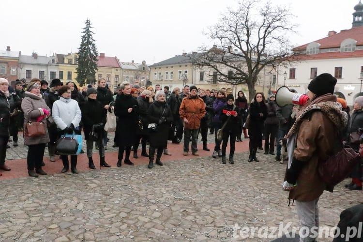 Strajk Kobiet w Krośnie