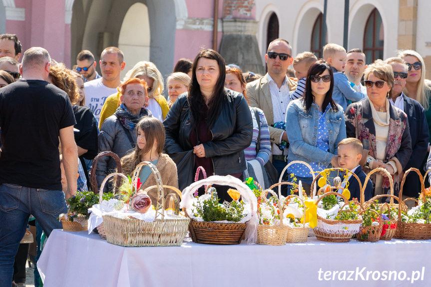 Święcenie pokarmów w Krośnie