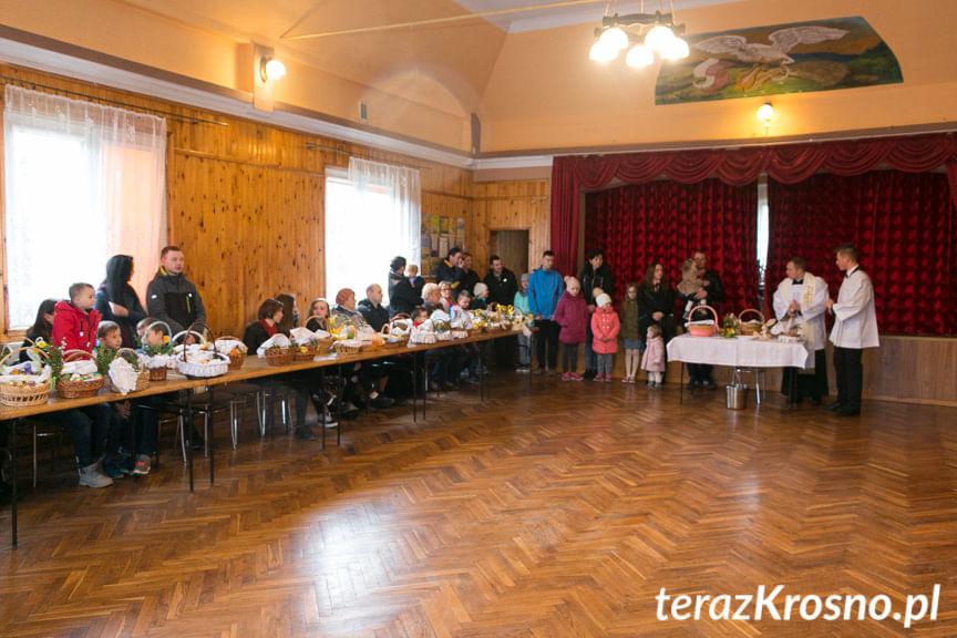 Święcenie pokarmów w Świerzowej Polskiej