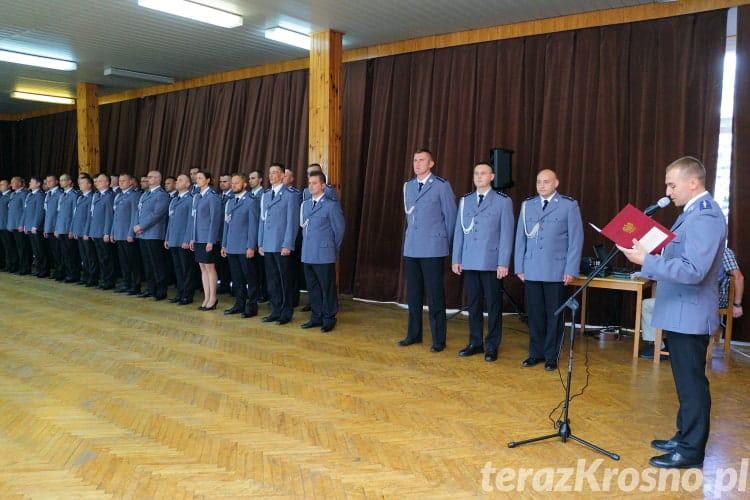Święto Policji w Krośnie