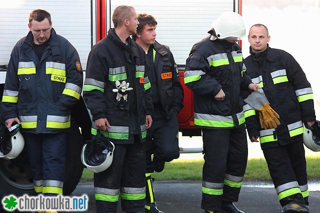 Szkolenie podstawowe strażaków - ratowników OSP