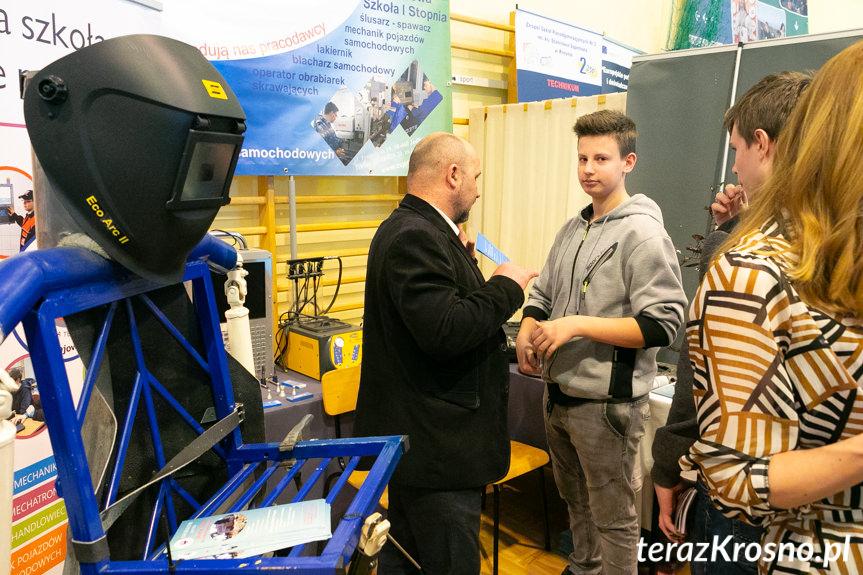 Mini Giełda Szkół w Zręcinie