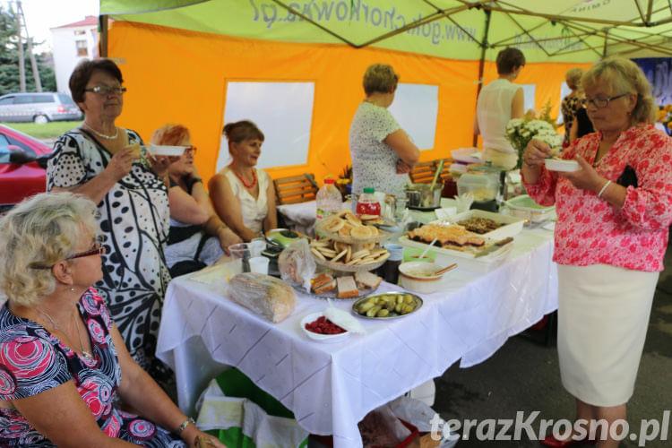 Targi rzemiosła - XVI Biesiada Karpacka w Chorkówce