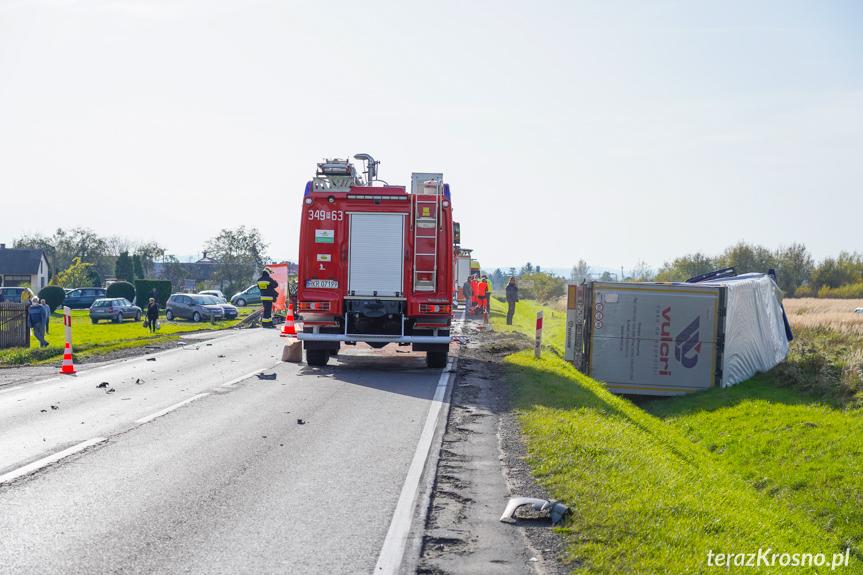 Tragiczny wypadek w Targowiskach