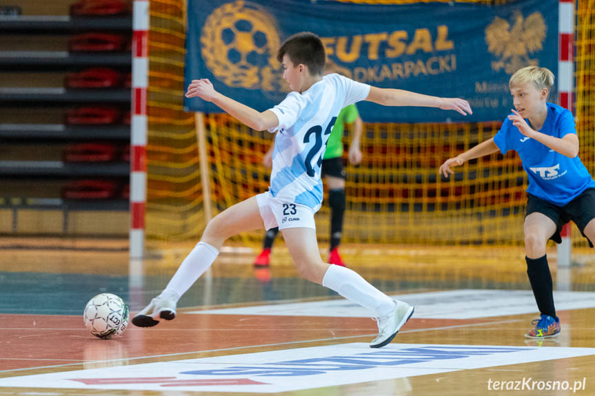Turniej finałowy Młodzieżowych Mistrzostw Podkarpacia chłopców z rocznika 2009/2010 w futsalu