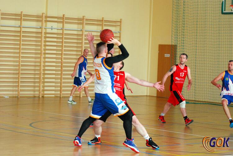 Turniej koszykówki w Głowience