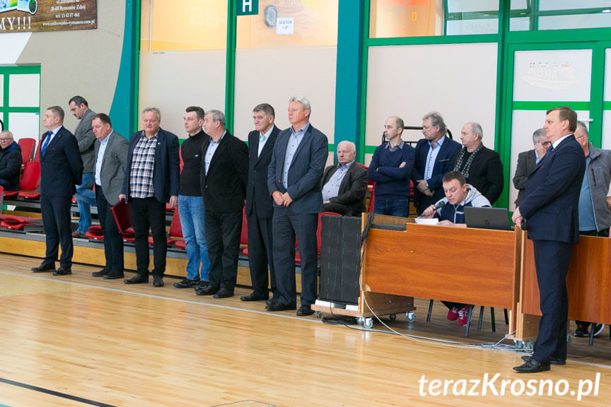 Turniej o Puchar Prezesa OZPN Krosno